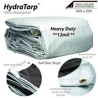 Heavy Duty Tarp More Info