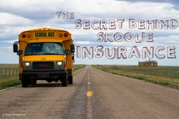 How To Get Insurance For Your School Bus Conversion