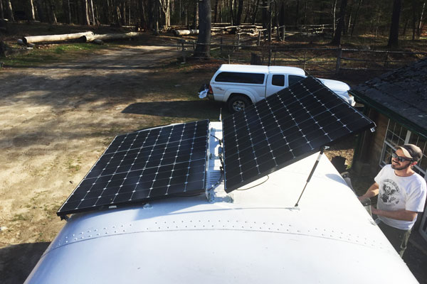 How To Mount And Tilt Solar Panels