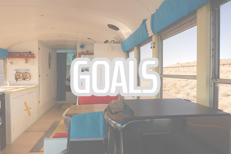 03 skoolielove GOALS bus interior