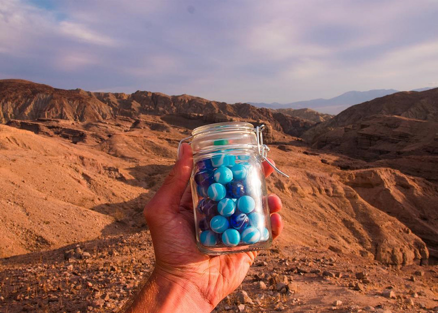 blue marble day jar opportunities