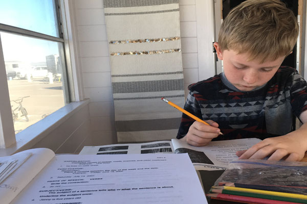 Homeschooling On The Road - Why You Should Consider It