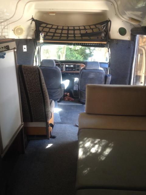 4x4 Shuttle Bus Camper Conversion For Sale